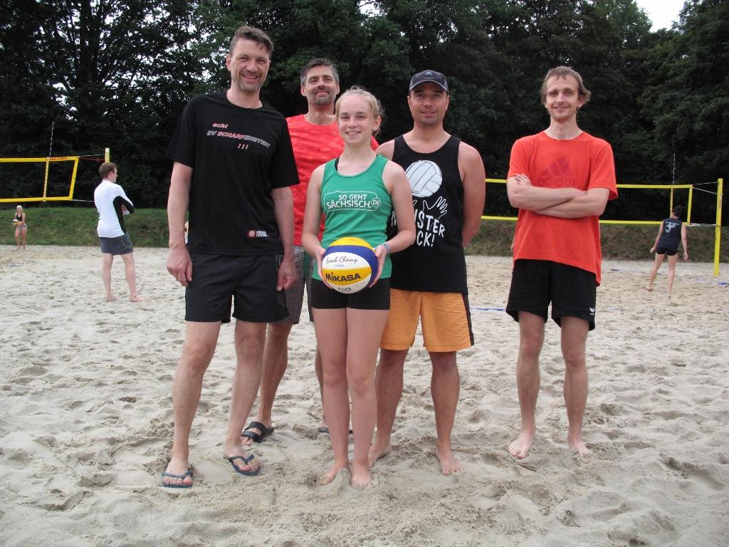 participation in last quattro-mixed tournament